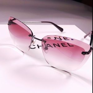 💯% Authentic Chanel Butterfly 🦋 Frame Sunglasses